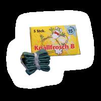 Knallfrosch B 50er Pack